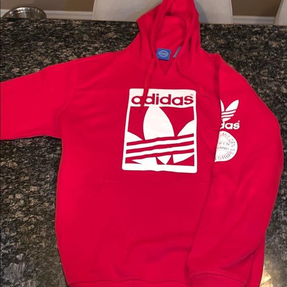Adidas Die Marke MIT Den 3 Streifen Hoody